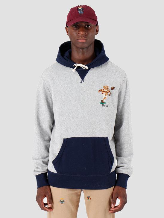 Ralph Lauren Vintage Fleece Longsleeve Grey Htr 710750928001