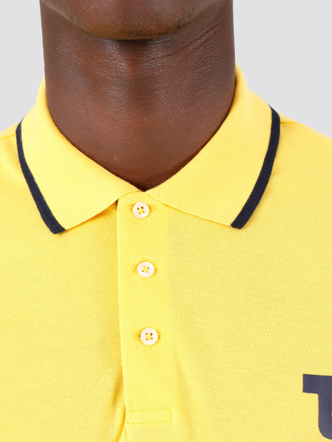 Polo Ralph Lauren Polo Ralph Lauren Basic Mesh T-Shirt Yellow 710772067002