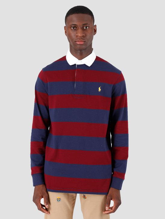 Polo Ralph Lauren Longsleeve Rugby M3 Navy 710717116008