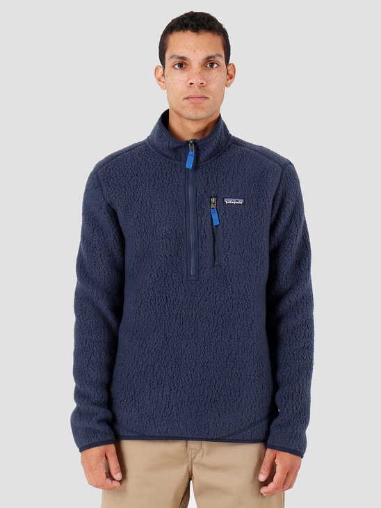 Patagonia Retro Pile P/O New Navy 22811