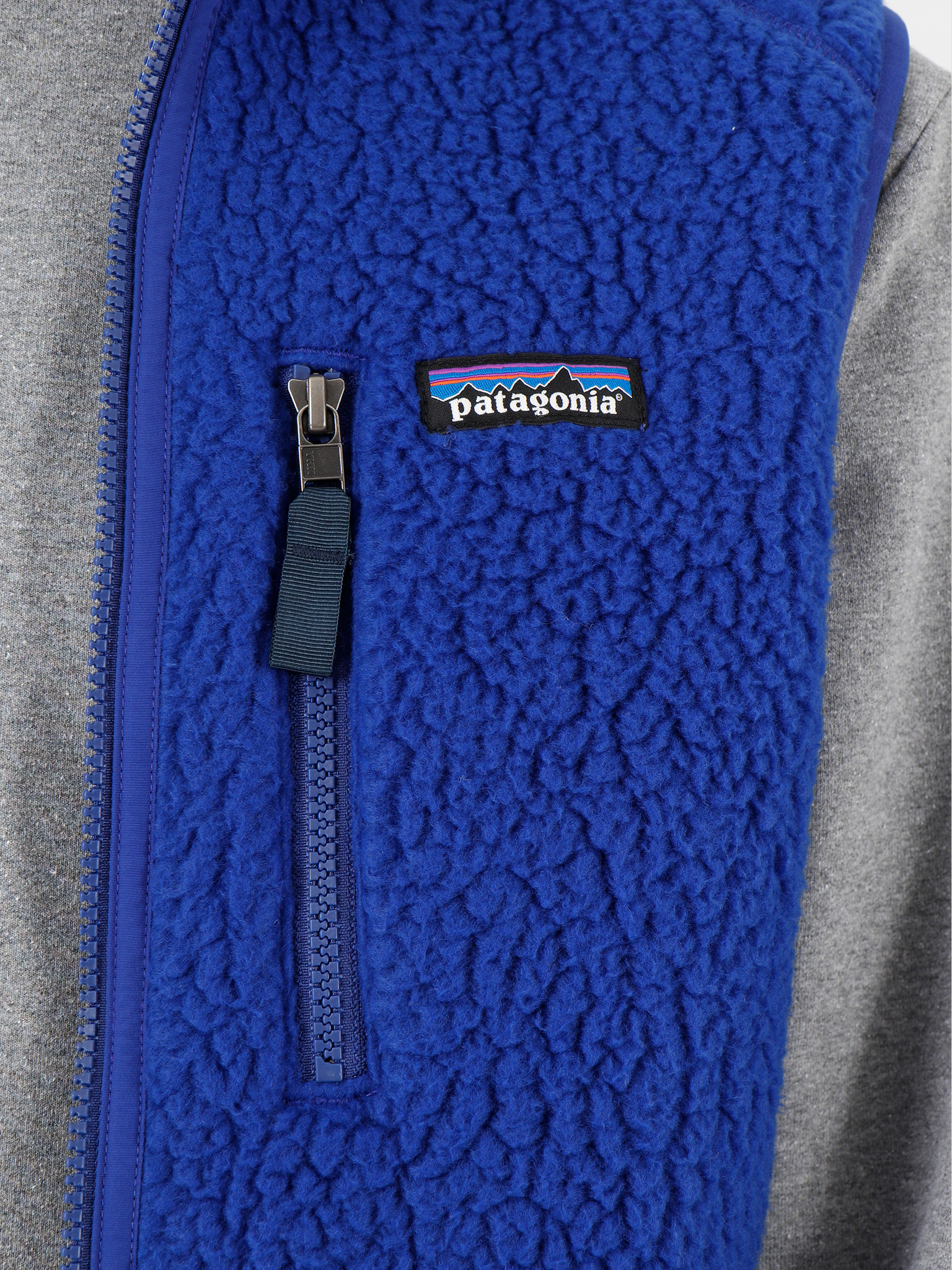 Patagonia Patagonia Retro Pile Vest Cobalt Blue 22821