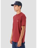Patagonia Patagonia P-6 Logo Pocket Responsibili T-Shirt Oxide Red 39178