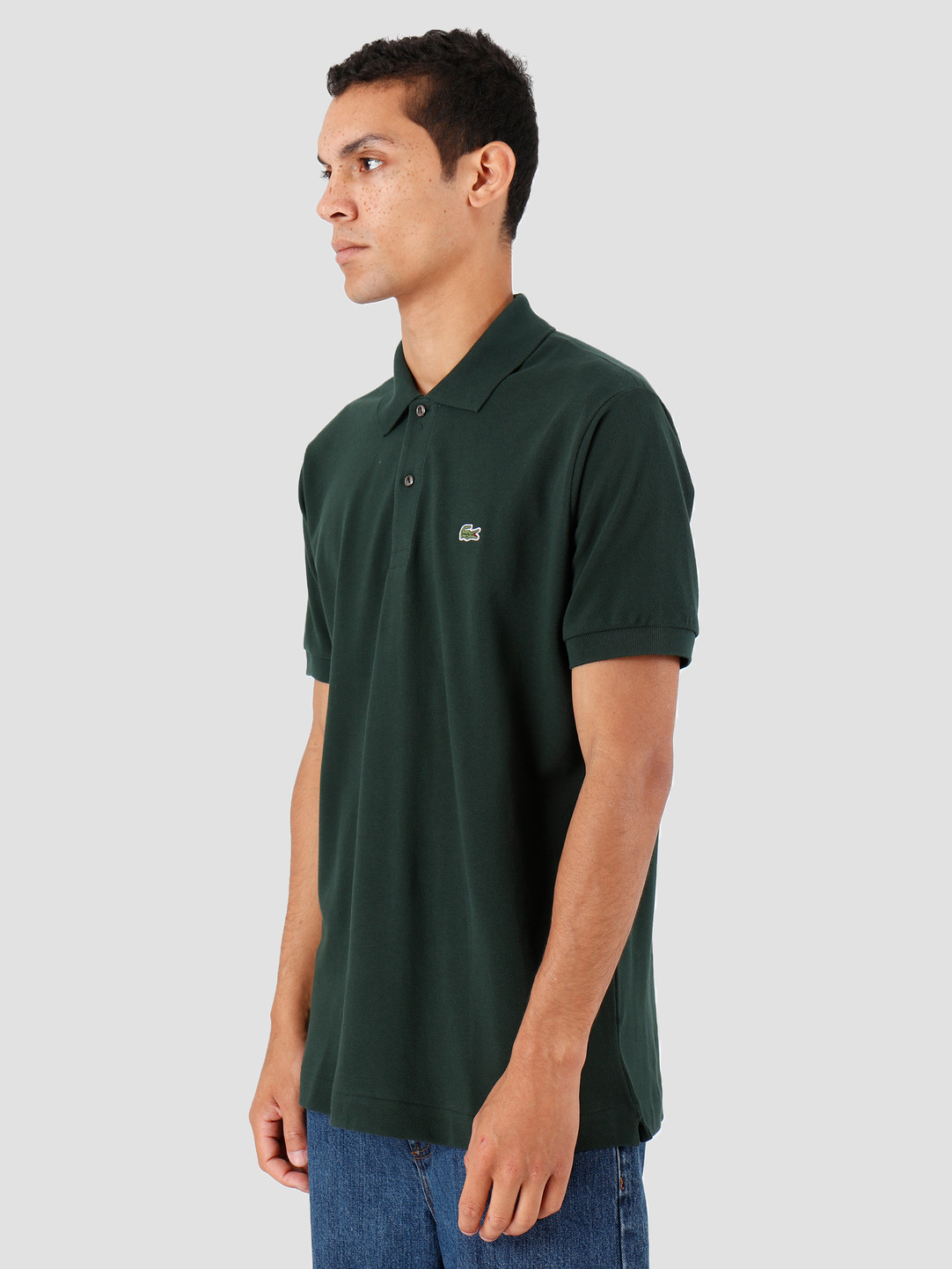 Lacoste Lacoste 1HP1 Shortsleeve Best Polo Sinople L1212-93