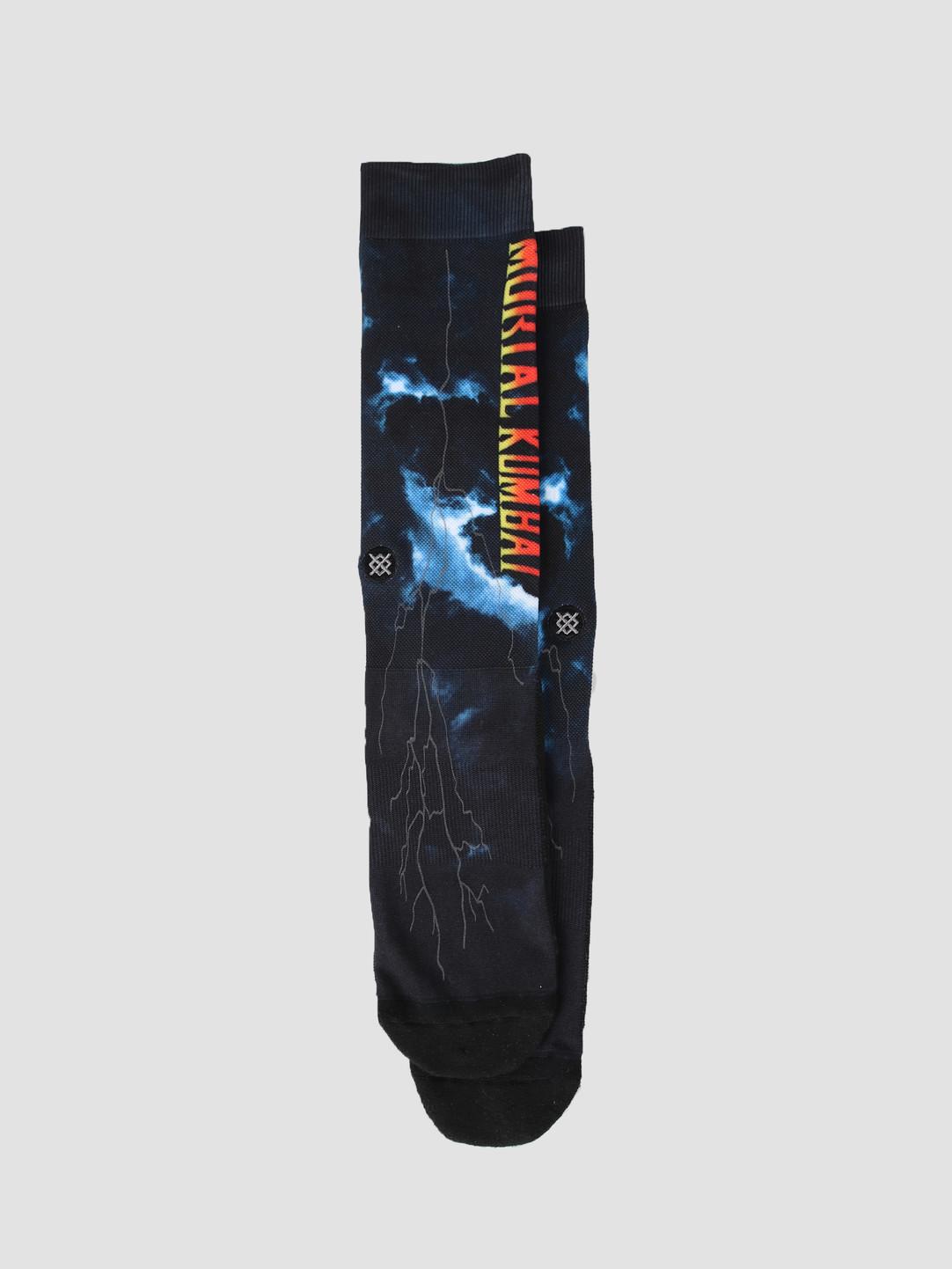 Stance Stance Mortal Kombat II Black M545C19MOR