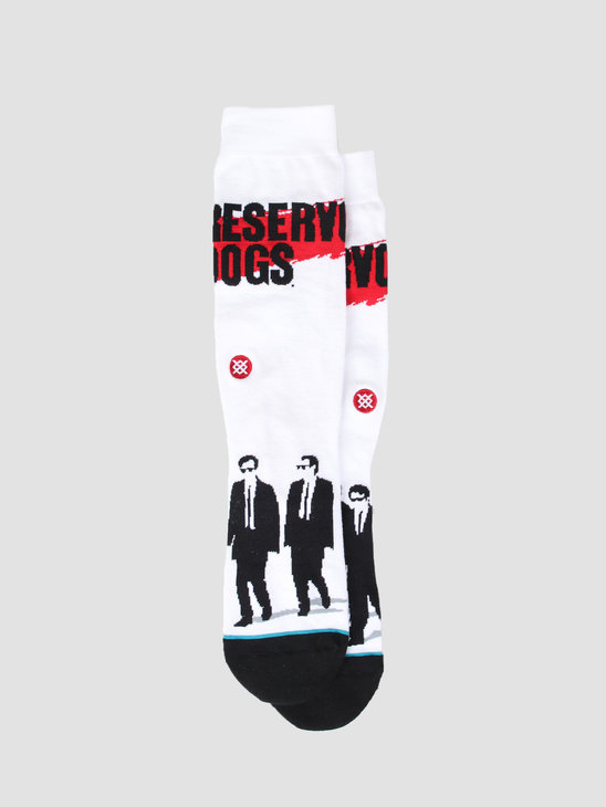 Stance Reservoir Dogs White M545C19RES