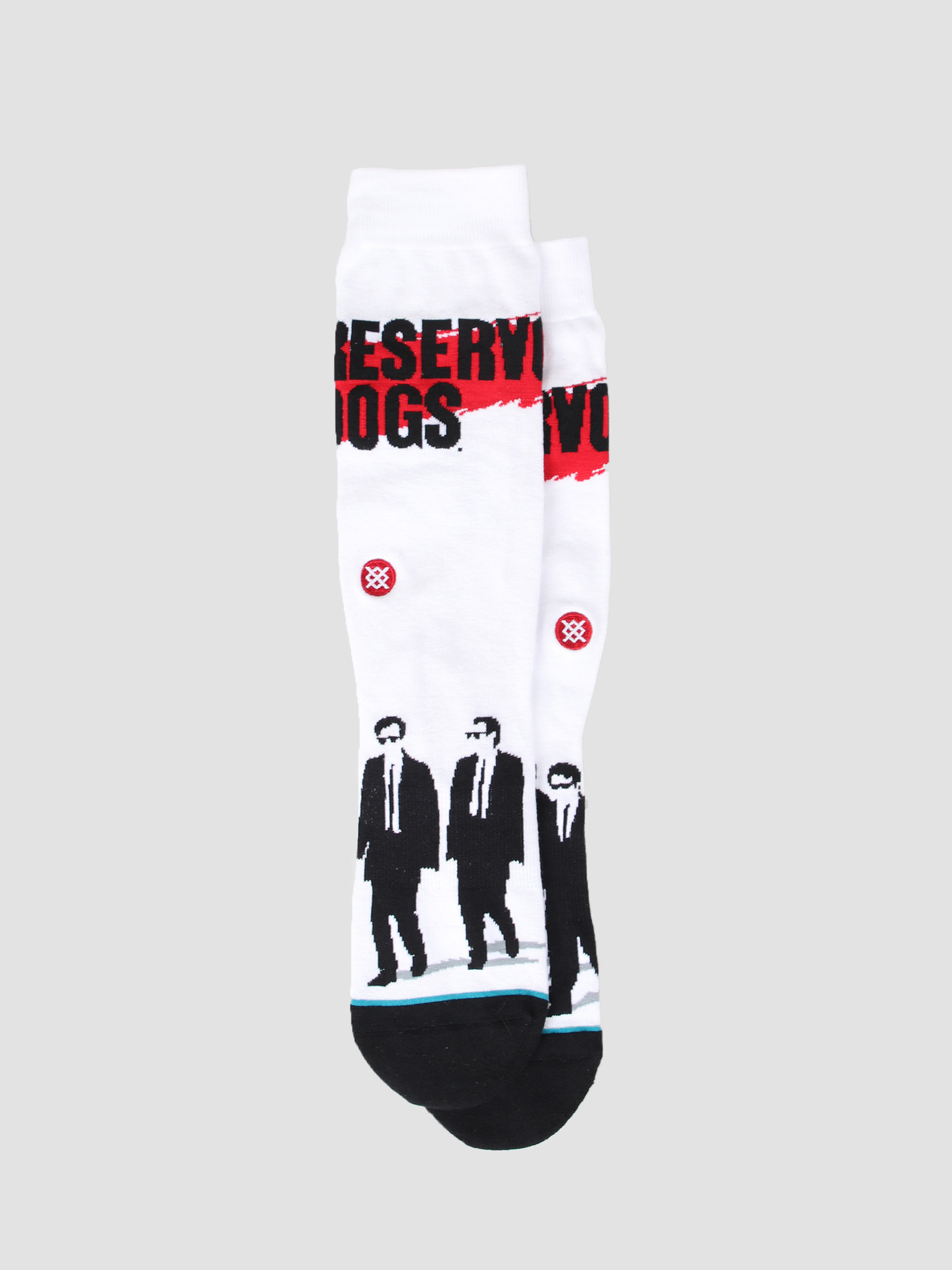 Stance Stance Reservoir Dogs White M545C19RES