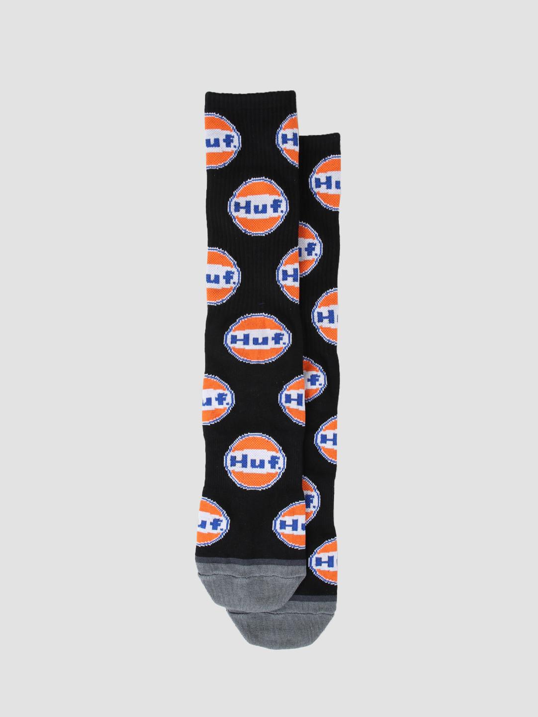 HUF HUF Ignite Sock Black SK00421