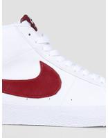 Nike Nike SB Zoom Blazer Mid Prm White Team Red CJ6983-101