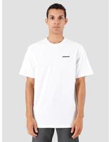 Patagonia Patagonia P-6 Logo Responsibili T-Shirt White 39174