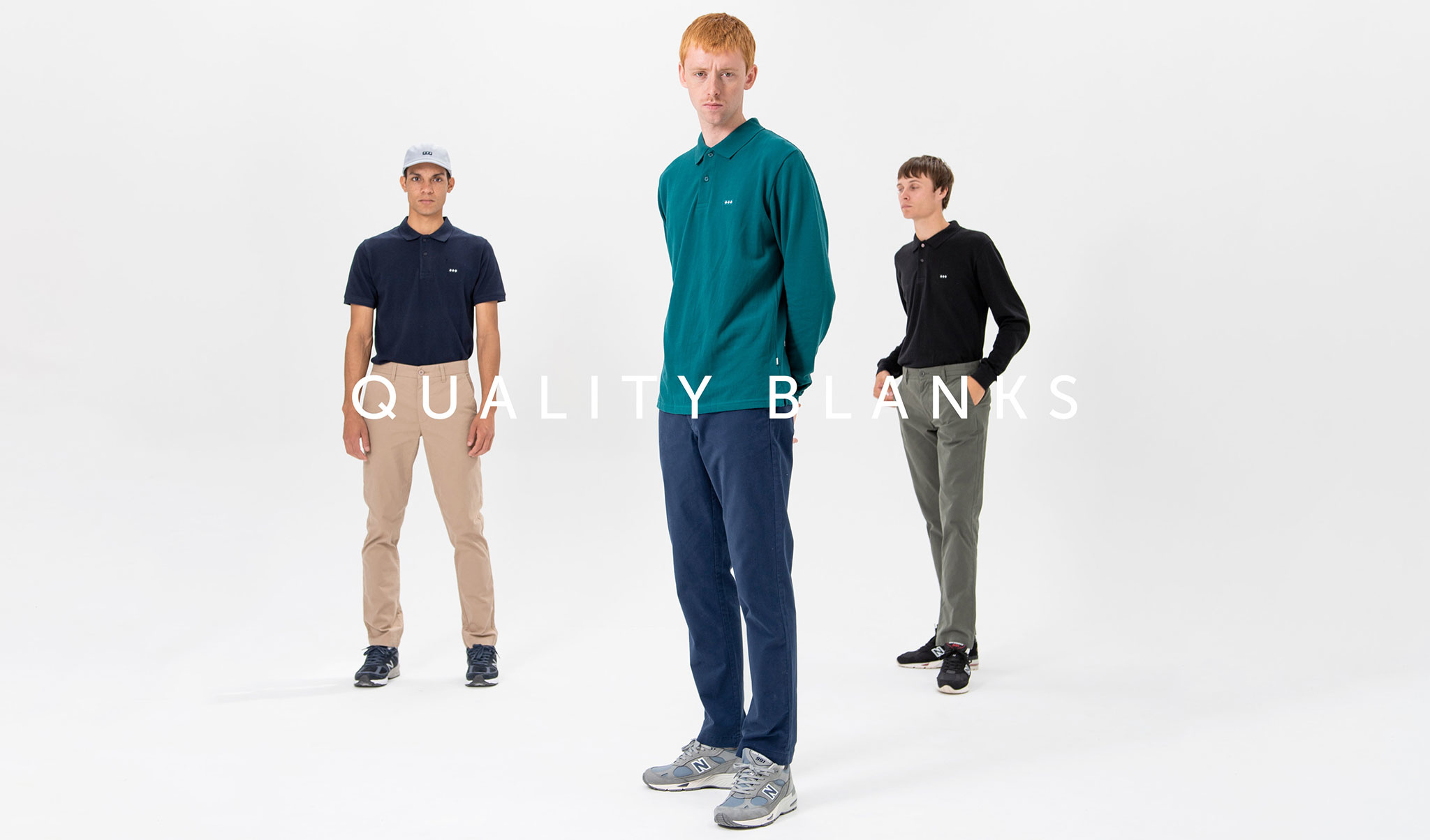 New Classic Quality Blanks Styles