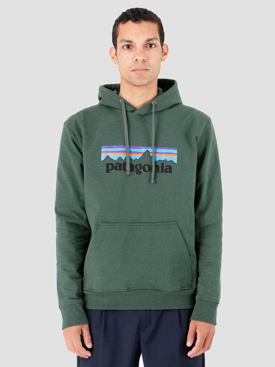 Patagonia P-6 Logo Uprisal Hoody Alder Green 39539