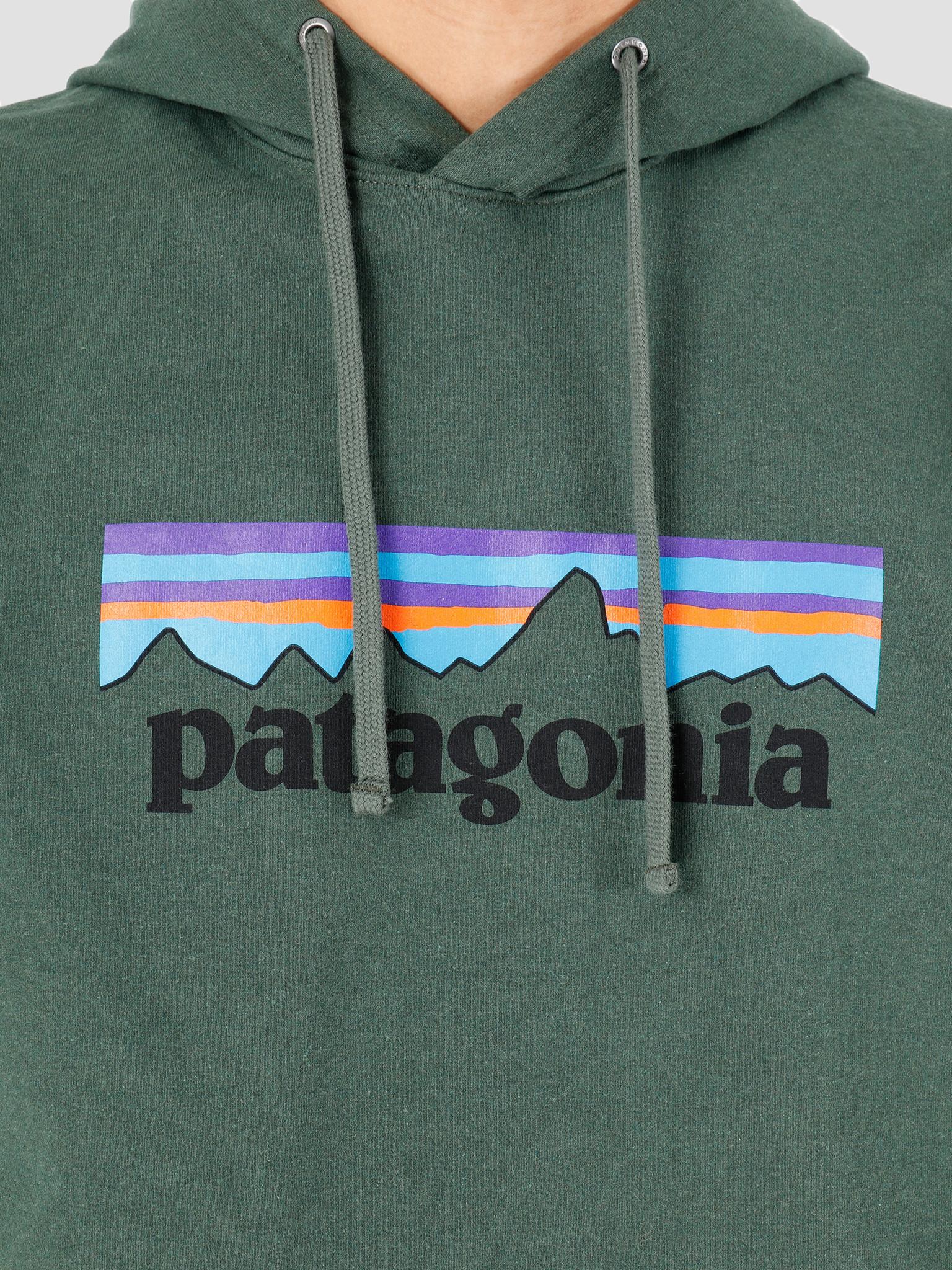 Patagonia Patagonia P-6 Logo Uprisal Hoody Alder Green 39539