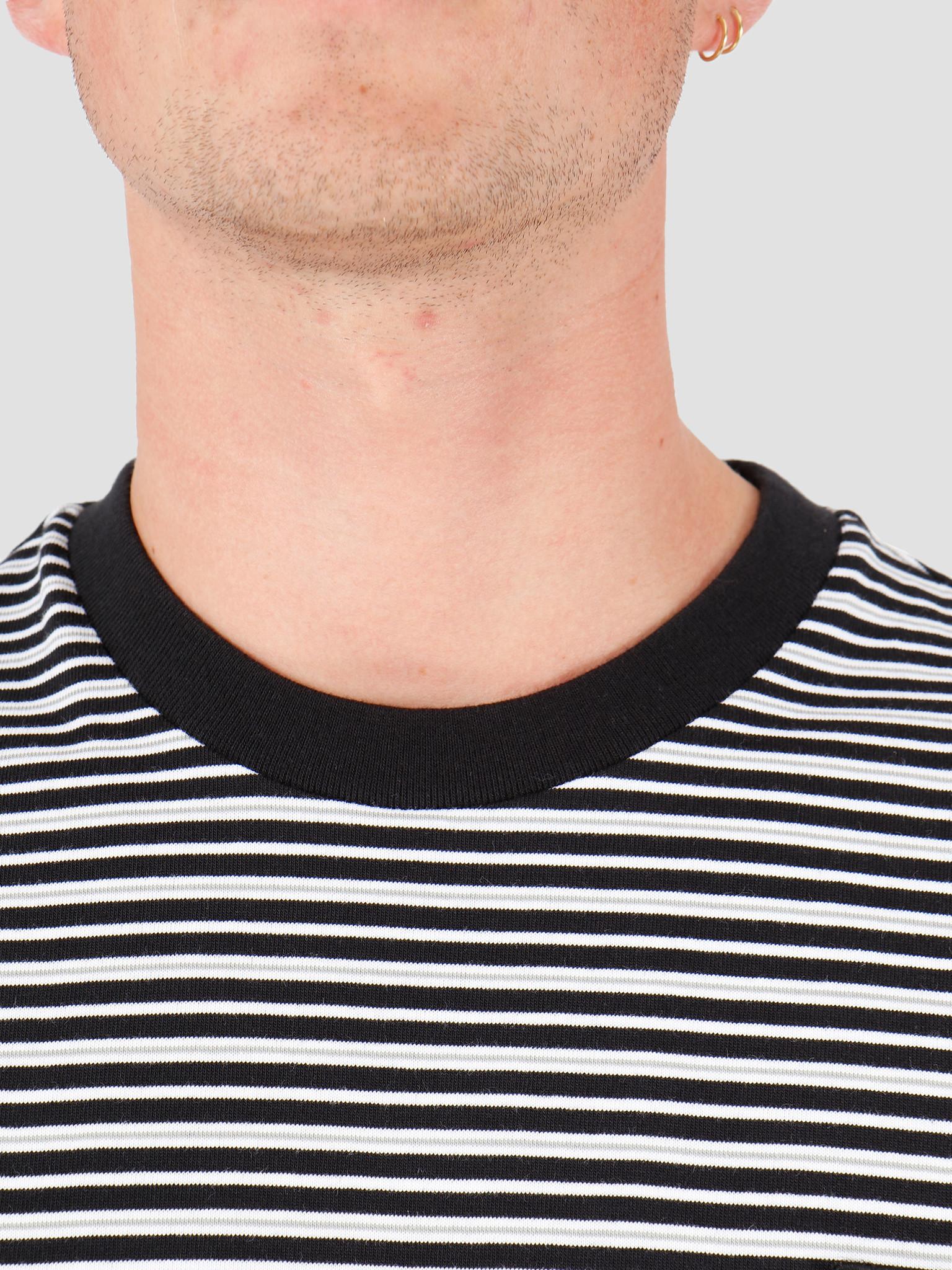 HUF HUF Dazed Knit Top Black KN00120-BLACK