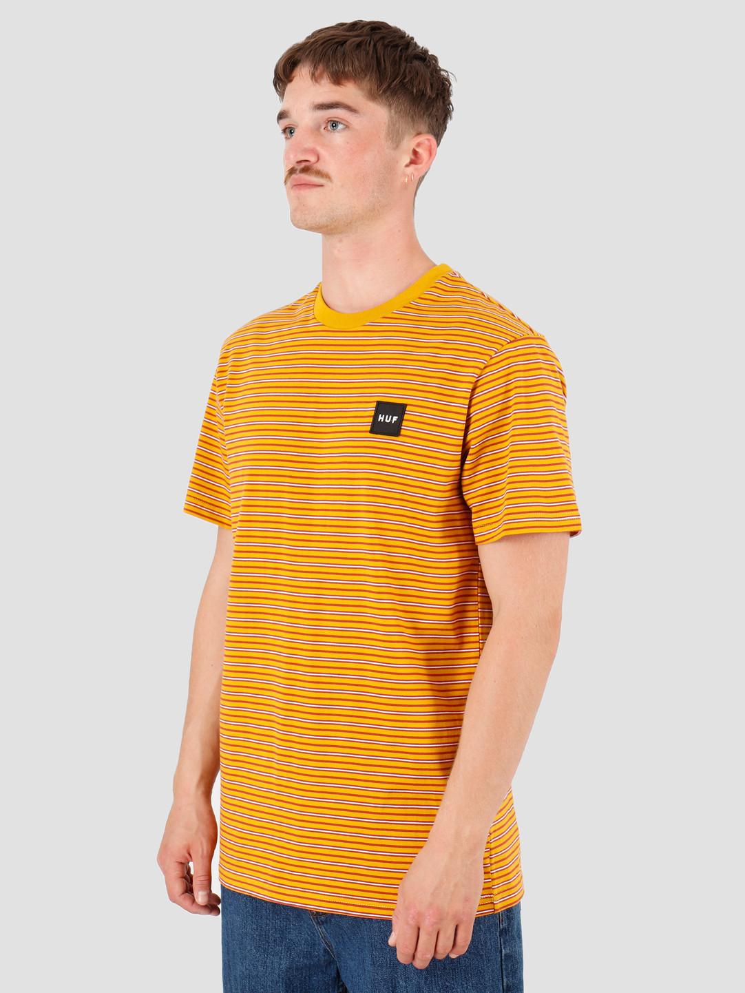 HUF HUF Dazed Knit Top Sauterne KN00120-STRNE