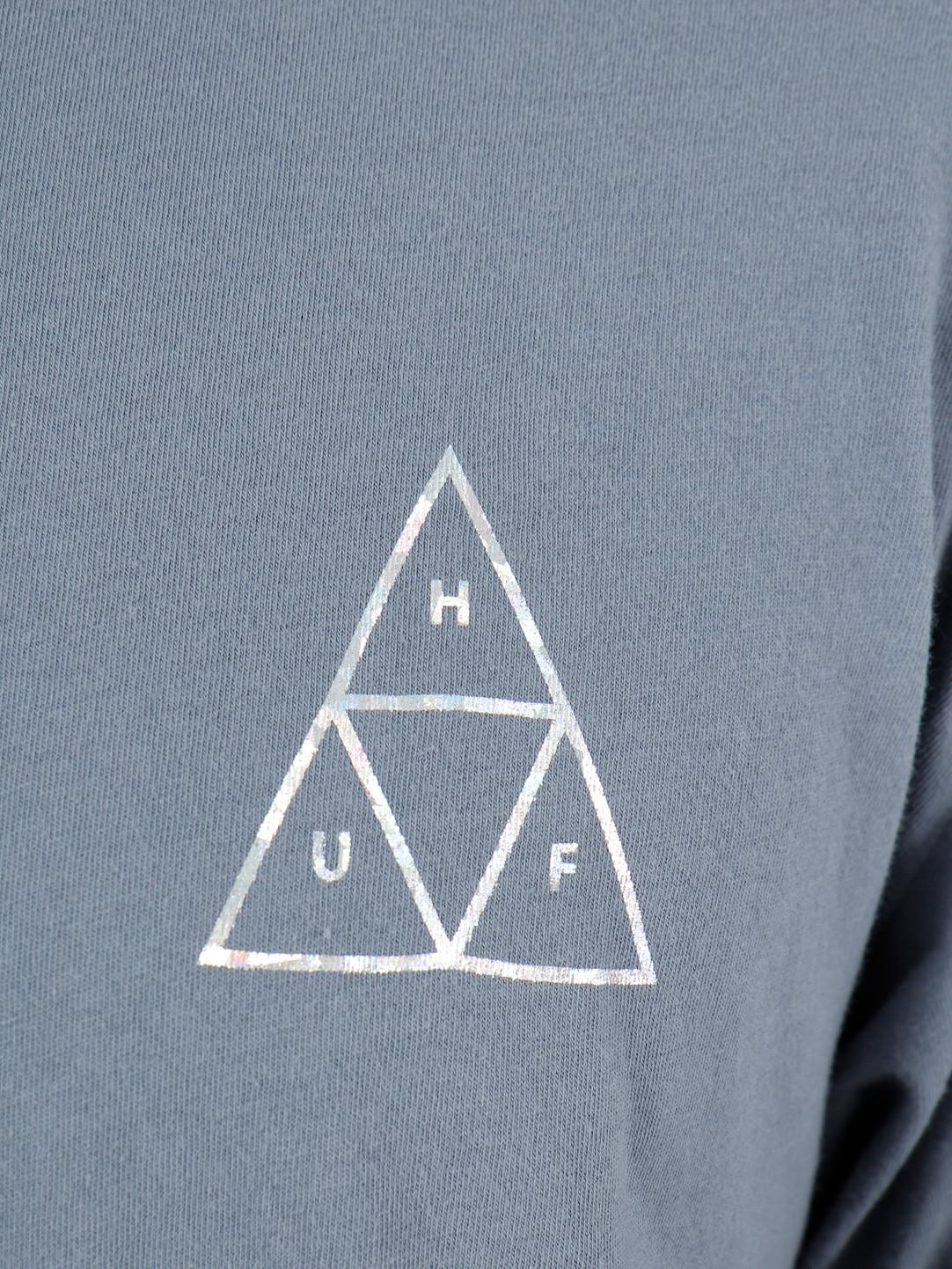 HUF HUF Hologram T-Shirt Blue Mirage TS00815-BLMIR