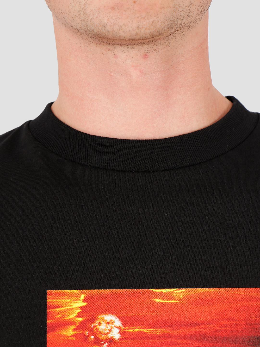 HUF HUF Limo Longsleeve T-Shirt Black TS00806-BLACK