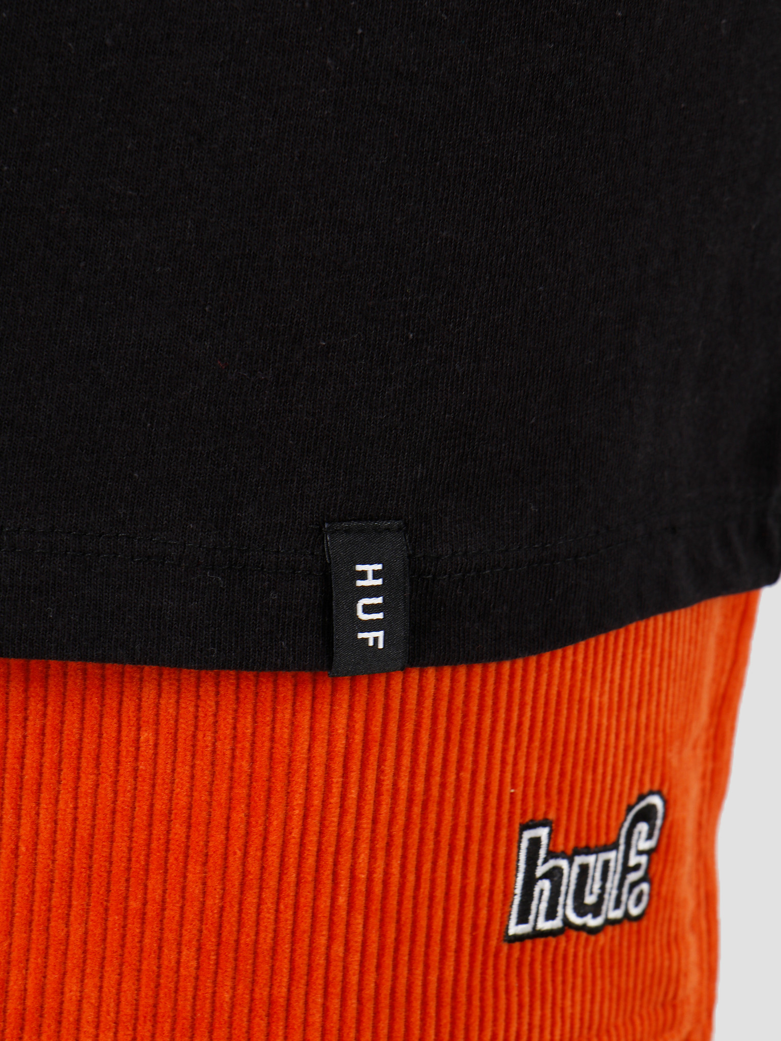 HUF HUF Sedona Pocket T-Shirt Black TS00814-BLACK