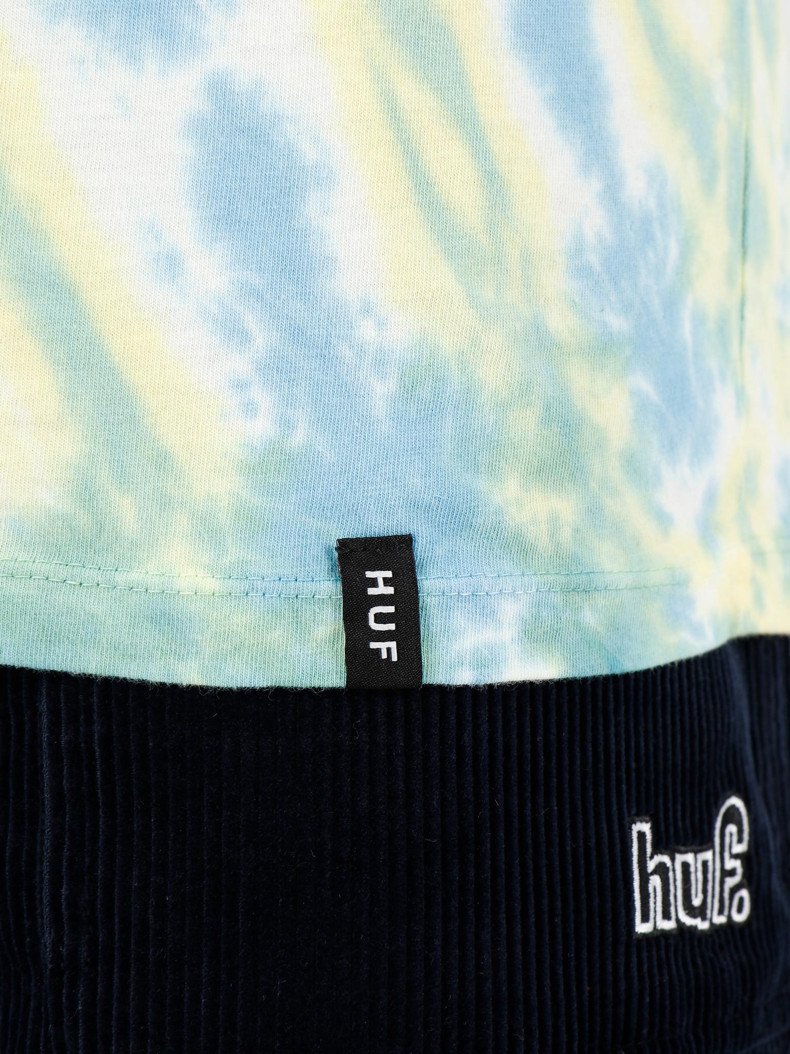 HUF HUF Woodstock Peaking T-Shirt Blue TS00980