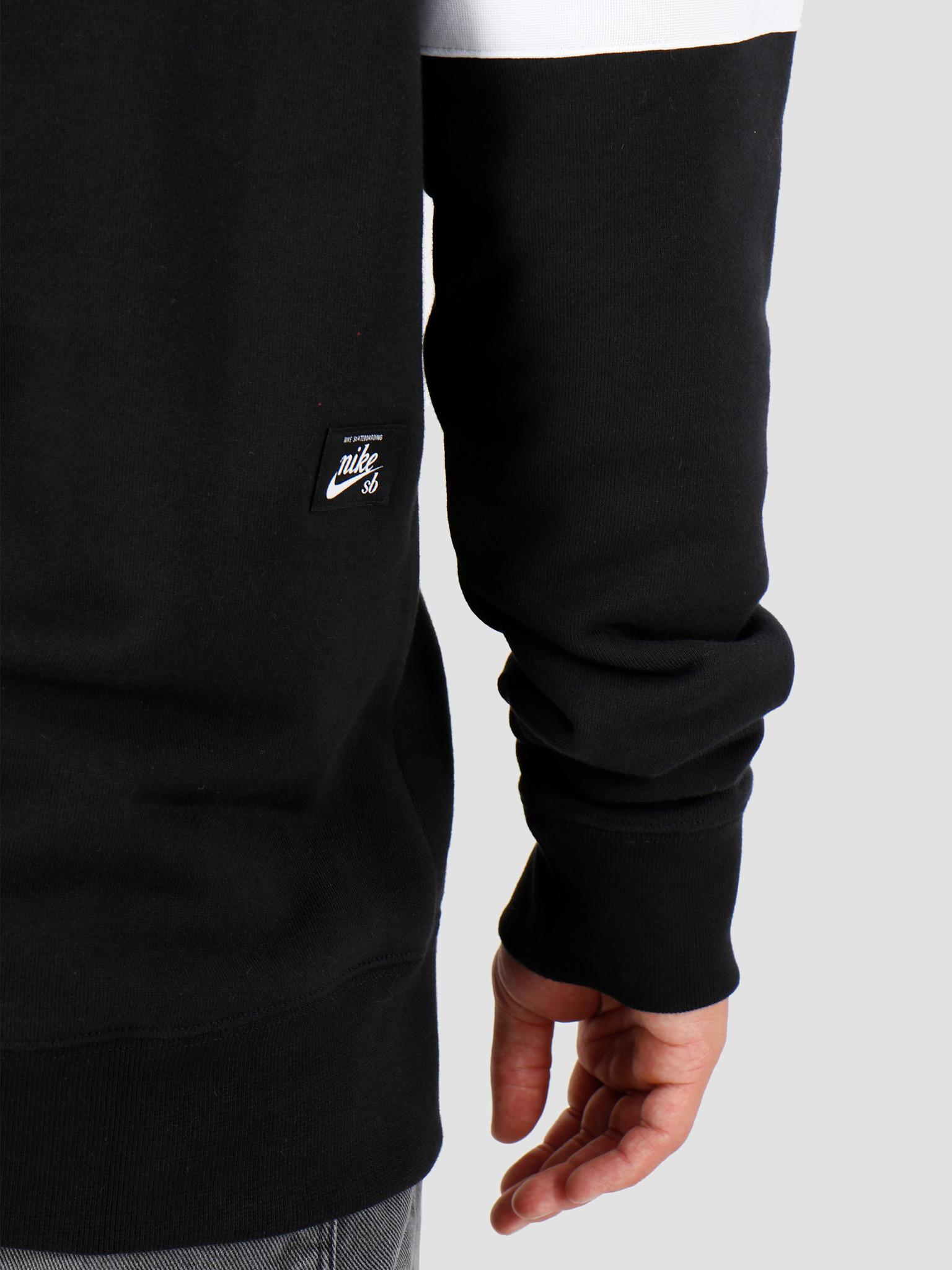 Nike Nike SB Everett Black Black White AT3416-010