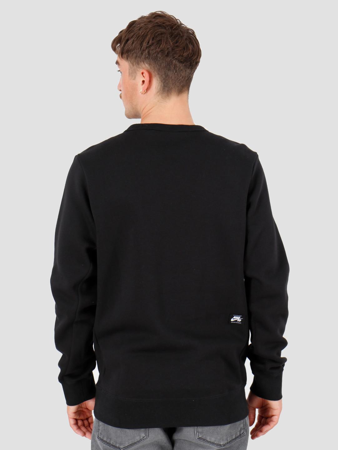 Nike Nike SB Icon Black Black AJ9741-010
