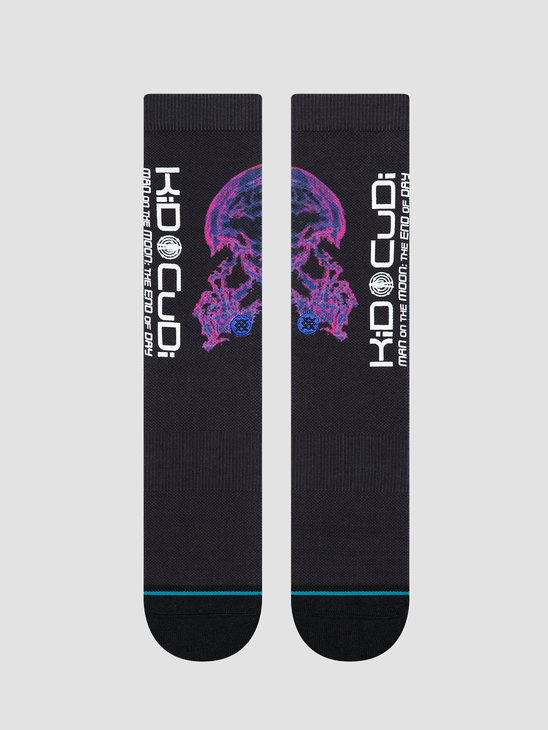 Stance Kid Cudi Brains Black M558C19KCB