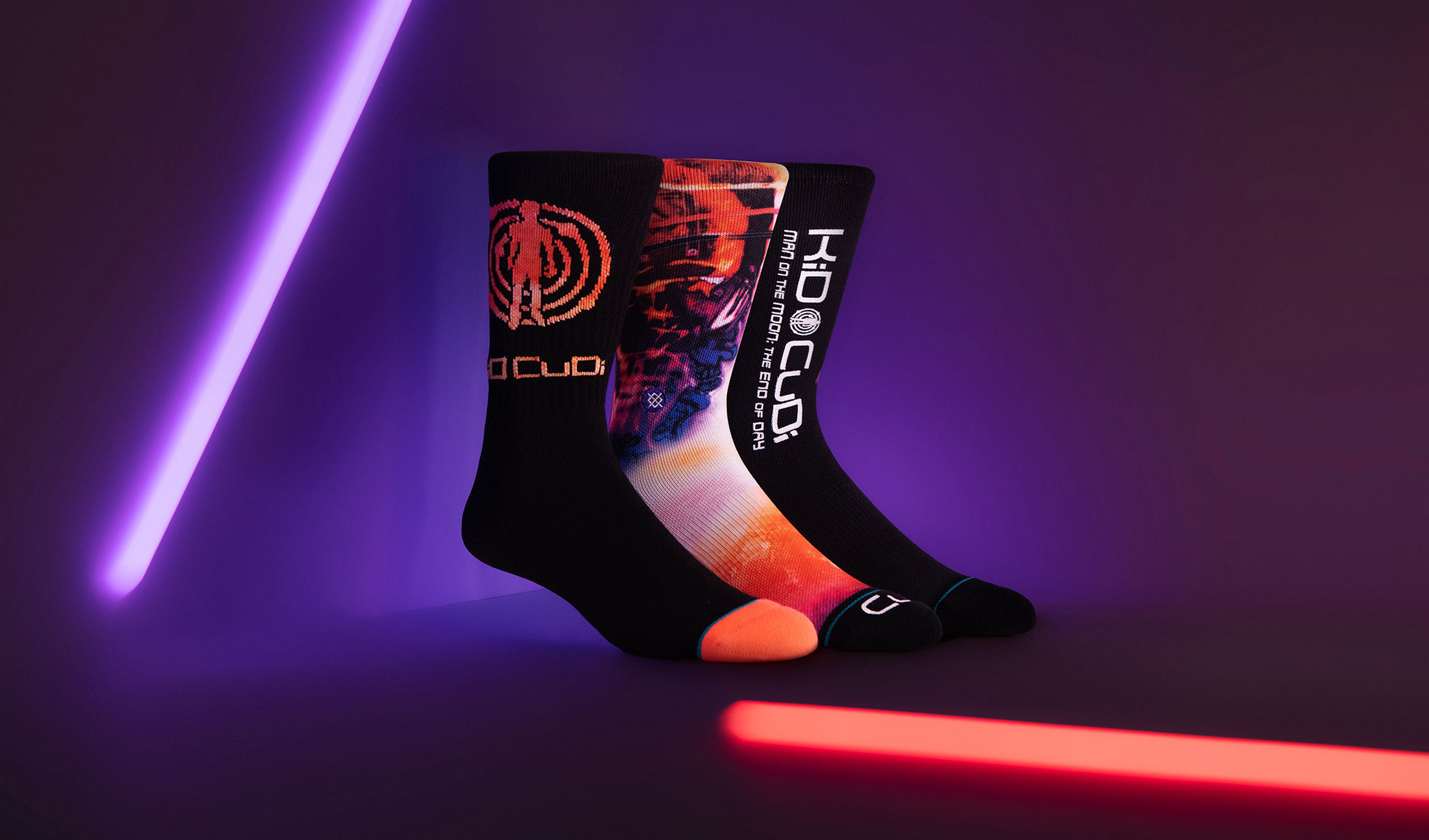 Release: Stance X Kid Cudi Socks