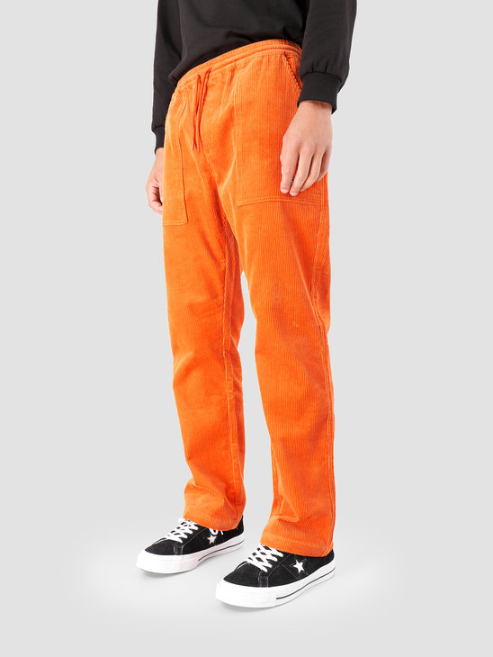 HUF 1994 Easy Pant Rust PT00095-RUST