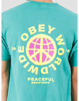 Obey Obey Peaceful Resistance Emerald 166912070-EME