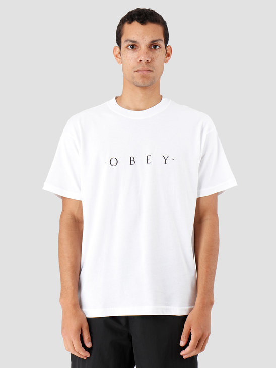 Obey Novel White 167291578-WHT