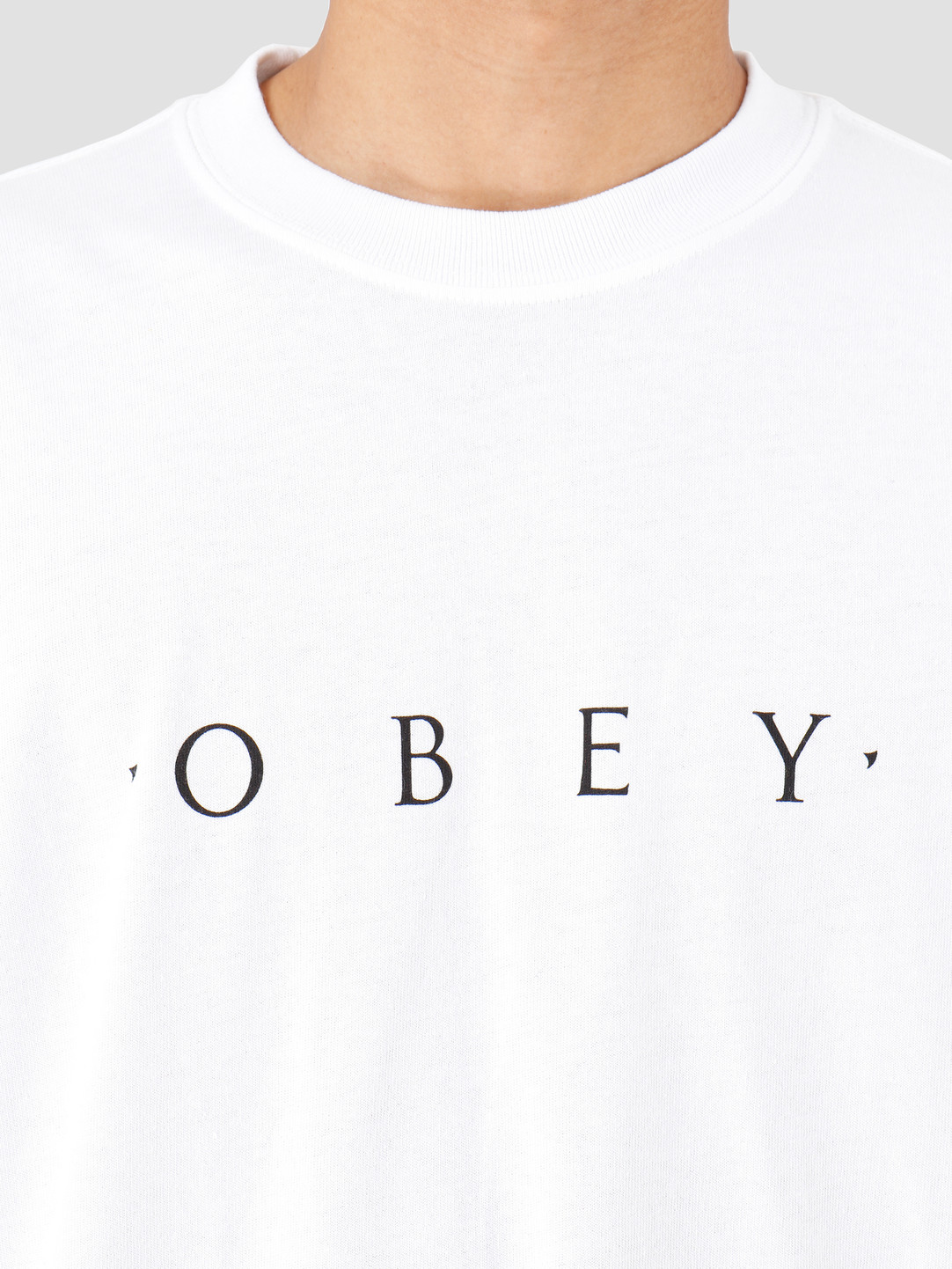 Obey Obey Novel White 167291578-WHT
