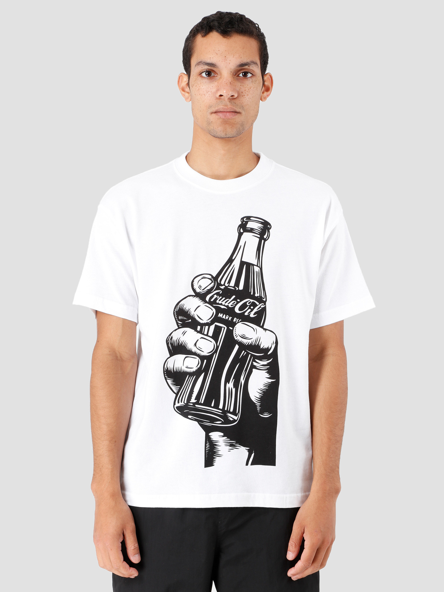Obey Obey Drink Crude Oil White 167292097-WHT