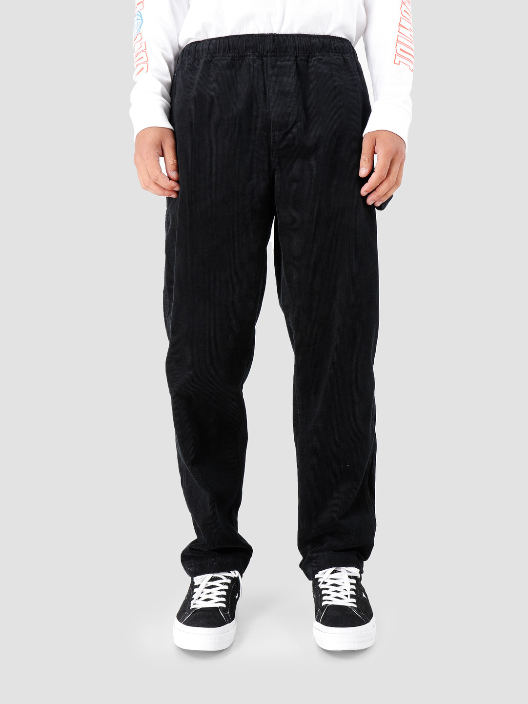Obey Obey Easy Cord Carpenter Pant Black 142020139-BLK