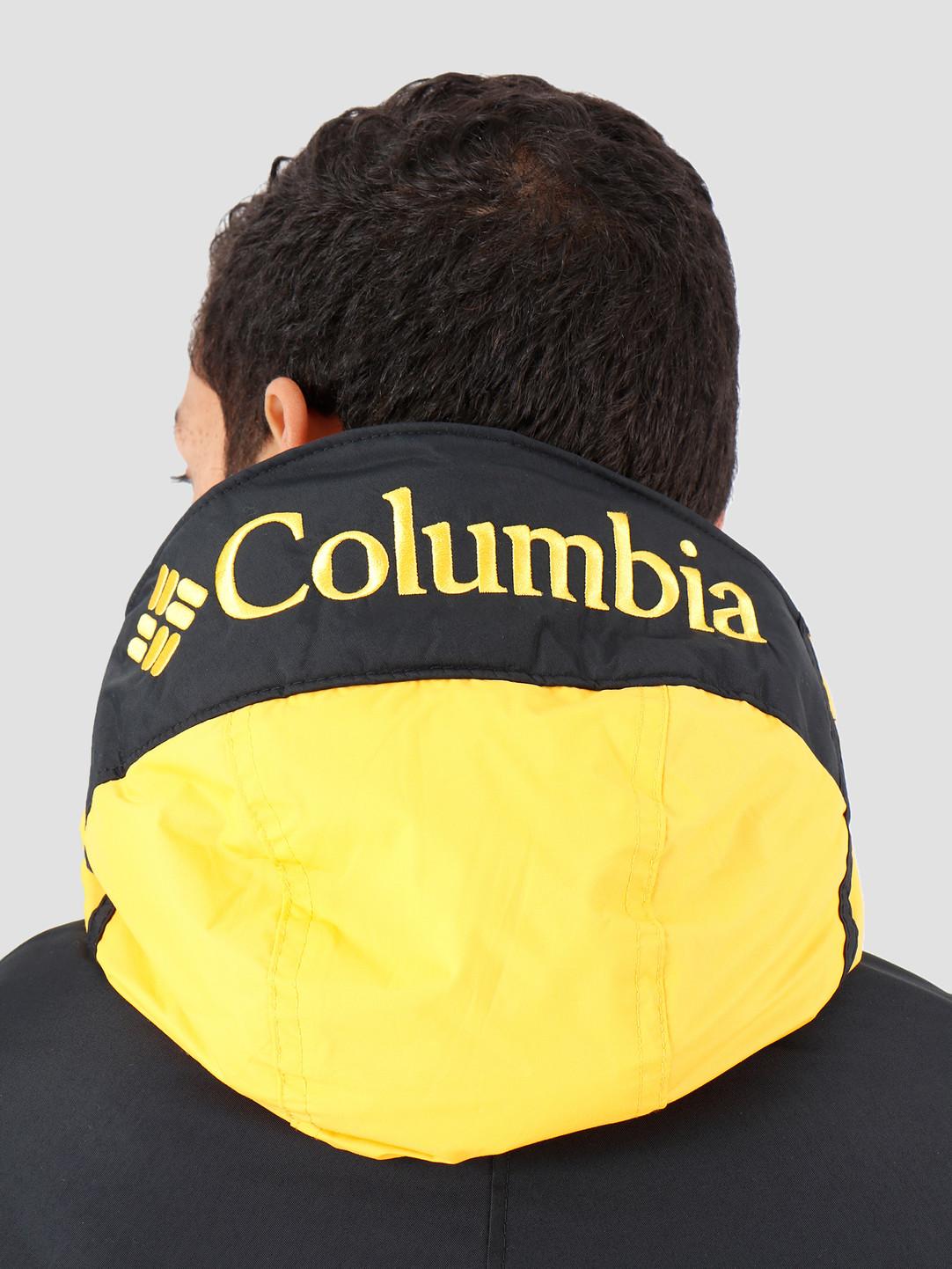 Columbia Columbia Challenger Pullover Stinger Black 1698431703