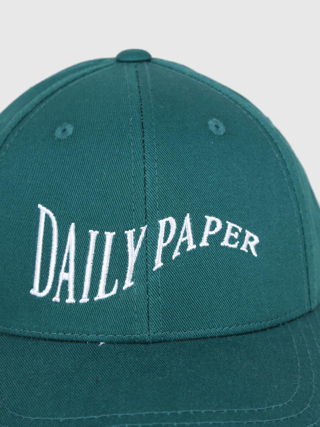 Daily Paper Daily Paper Garp Cap Cadmium Green 19F1AC21-02