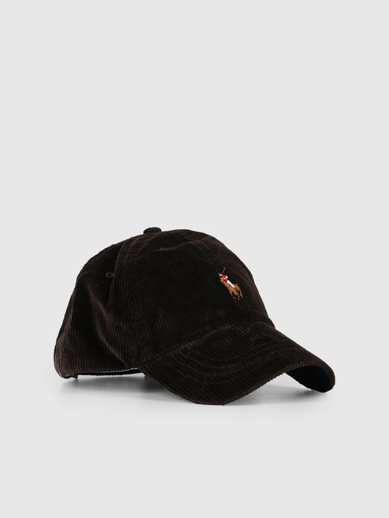 Polo Ralph Lauren Classic Sport Cap Brown 710759460002
