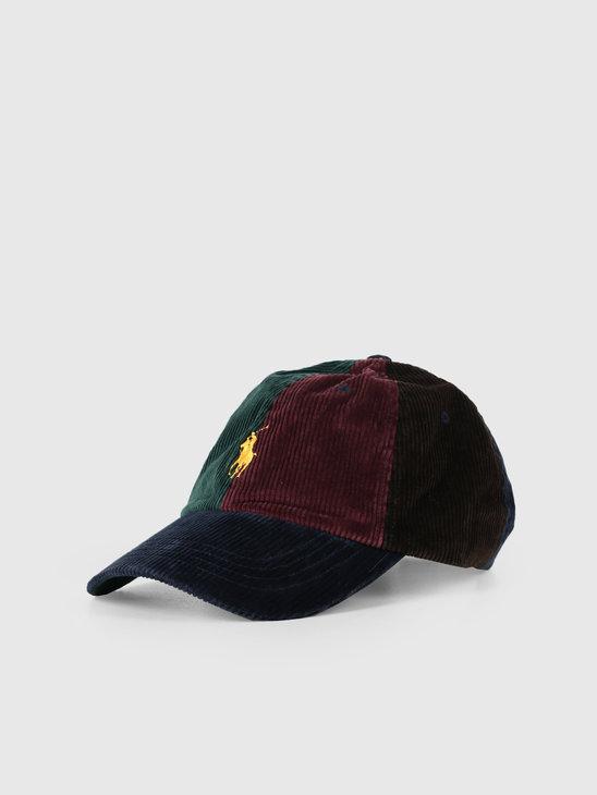 Polo Ralph Lauren Classic Sport Cap Multi 710765267001