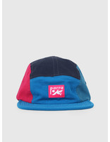 By Parra By Parra BirdDodgingBall5PanelVolley Hat Multicolor 42820