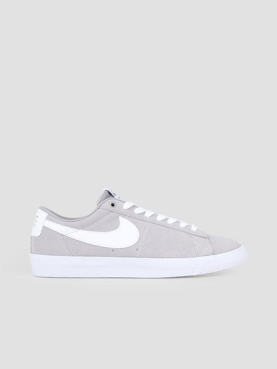 Nike SB Zoom Blazer Low Gt Atmosphere Grey White 704939-003