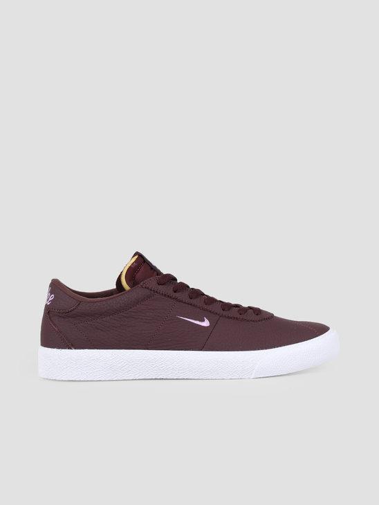 Nike SB Zoom Bruin Mahogany Violet Star AQ7941-202