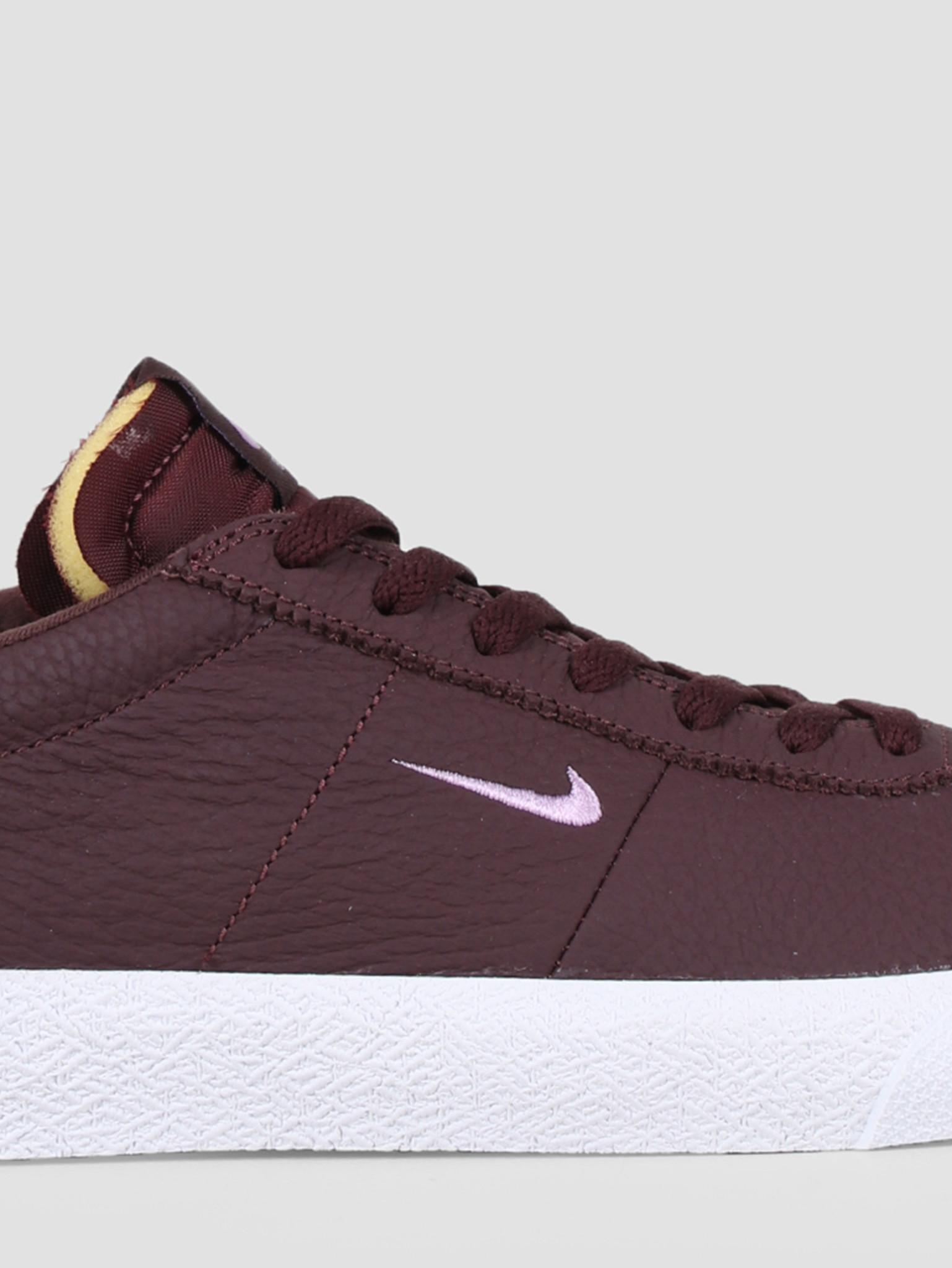 Nike Nike SB Zoom Bruin Mahogany Violet Star AQ7941-202
