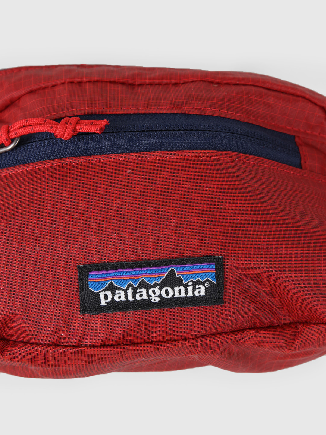 Patagonia Patagonia Ultralight Black Hole Mini Hip Pack Rincon Red 49447