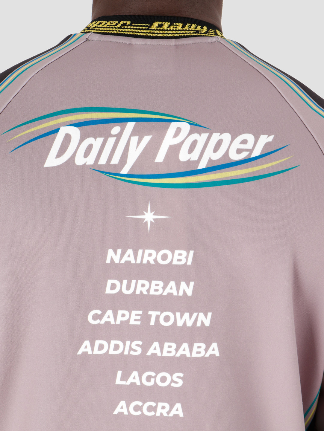 Daily Paper Daily Paper Gebike 2 Longsleeve Grey Color Block 19F1LS08-01