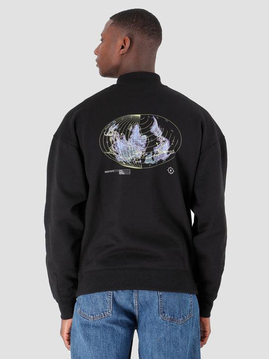 Daily Paper Gimbla Sweater Black 19F1SW01-01