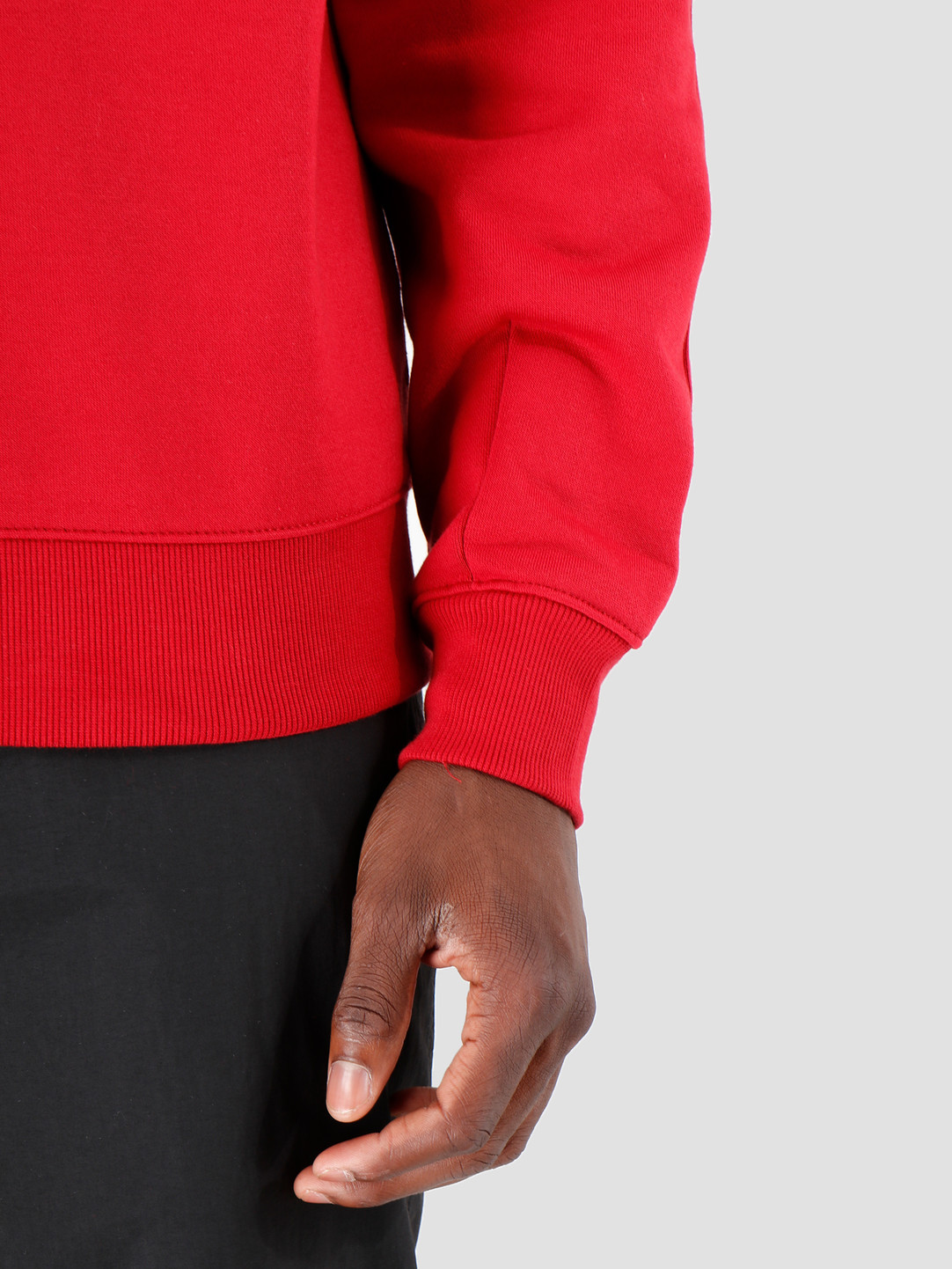 Daily Paper Daily Paper Gimrio Sweater Rio Red 19F1SW02-01