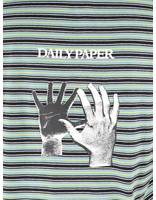 Daily Paper Daily Paper Gorstrack  T-Shirt Black White Bristol Blue Sulphur Spring 19F1TS11-01