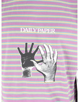 Daily Paper Daily Paper Gorstrush  T-Shirt Crushed Grape Bristol Blue Air Blue Dark Cheddar 19F1TS12-01