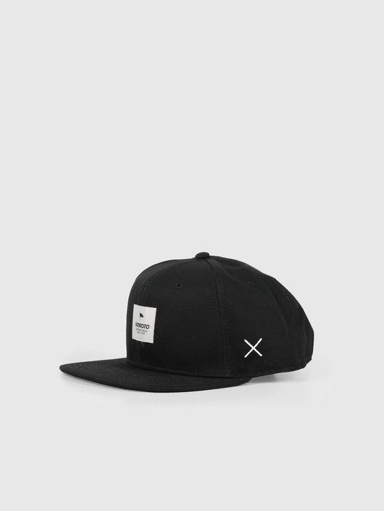 Wemoto Flag Hat Black 143.828-100