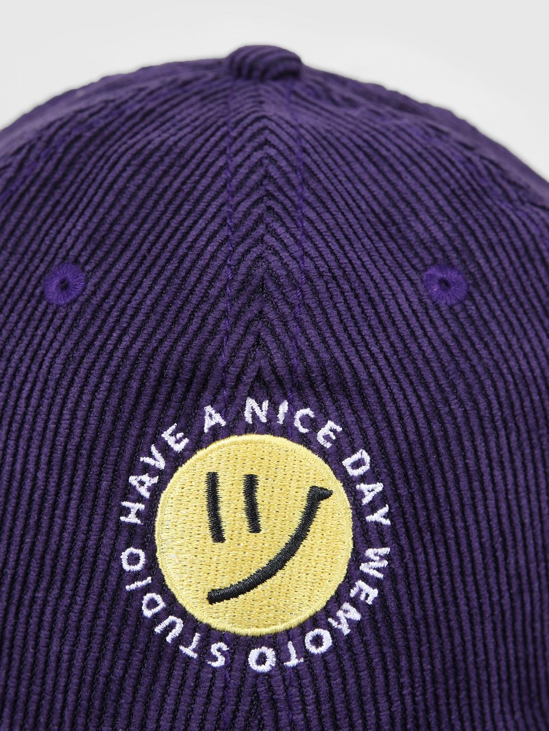 Wemoto Wemoto Cooper Hat Purple 143.824-434