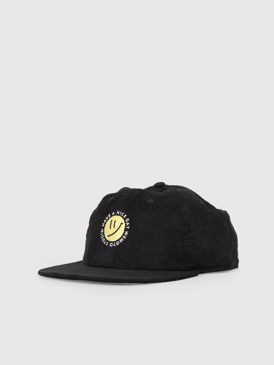 Wemoto Cooper Hat Black 143.824-100