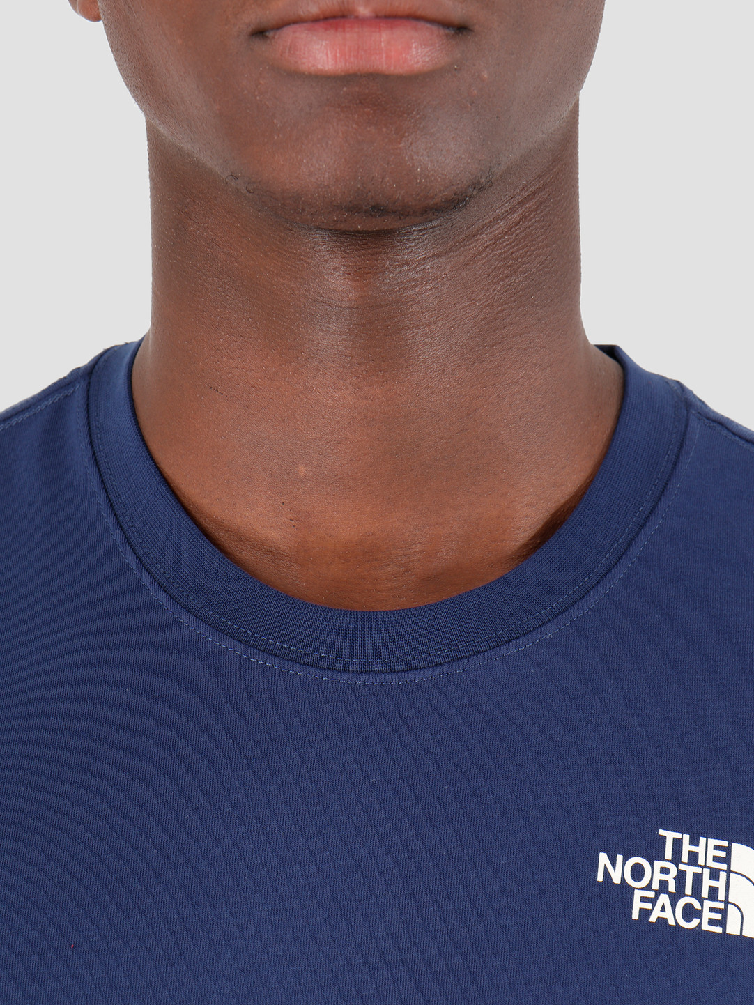 The North Face The North Face T-Shirt Redbox Montague Blue T92TX2JC6